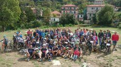 La scuola di MTB per Bambini e Ragazzi di Liguria MTB: edizione 2018