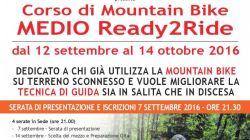 Corso di Mountain Bike MEDIO Ready2Ride