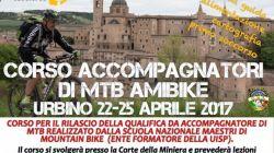 Corso Accompagnatori - Urbino, 22-25 Aprile 2017