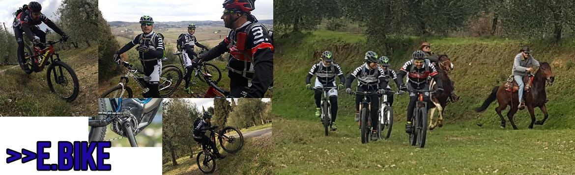 CORSO ACCOMPAGNATORE  MOUNTAIN E-BIKE