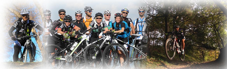 Esperti Accompagnatori e Maestri di Mountain Bike ti faranno scoprire un nuovo modo di vivere la mtb!