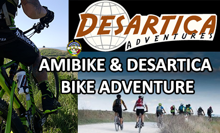 amibike-desartica adventure
