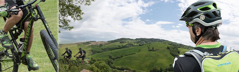 AFFIDATI AD  AMIBIKE PER SCOPRIRE L'ITALIA IN MOUNTAIN BIKE