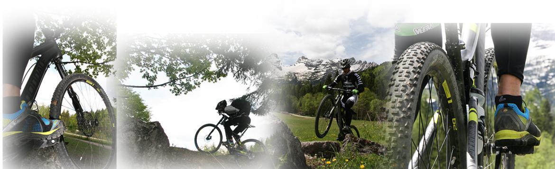 Free Ride e tecniche del trial con i campioni di specialita'
